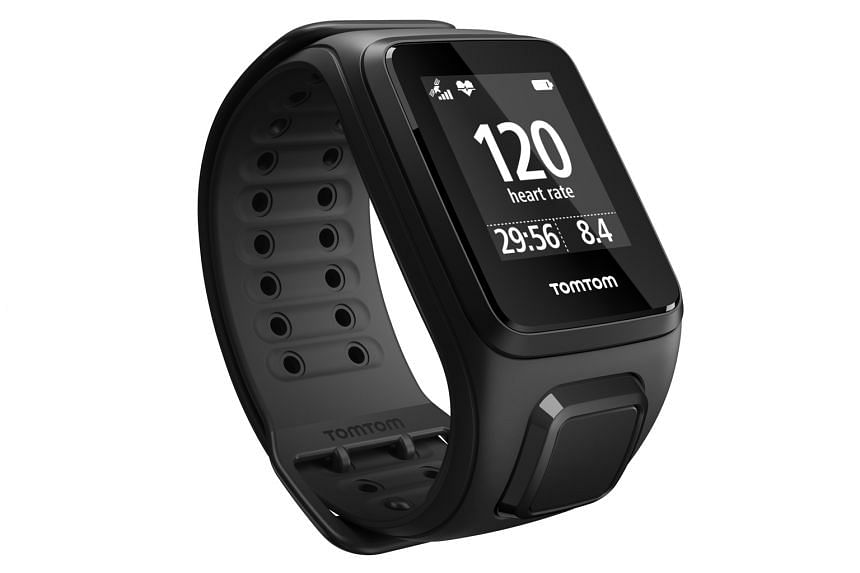 If the TomTom Spark GPS Fitness Watch is used only as a fitness tracker, its battery can last for two weeks before it needs to be charged.