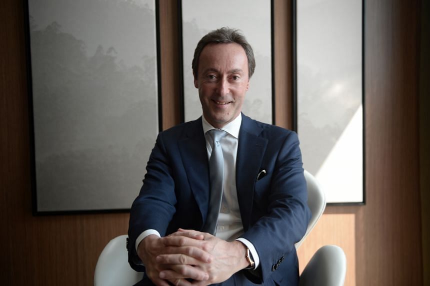 Airbus' CEO Fabrice Bregier says Singapore - with its pro-business environment and other advantages - is unique. He adds that moving beyond aircraft sales is part of the natural progression of the business.