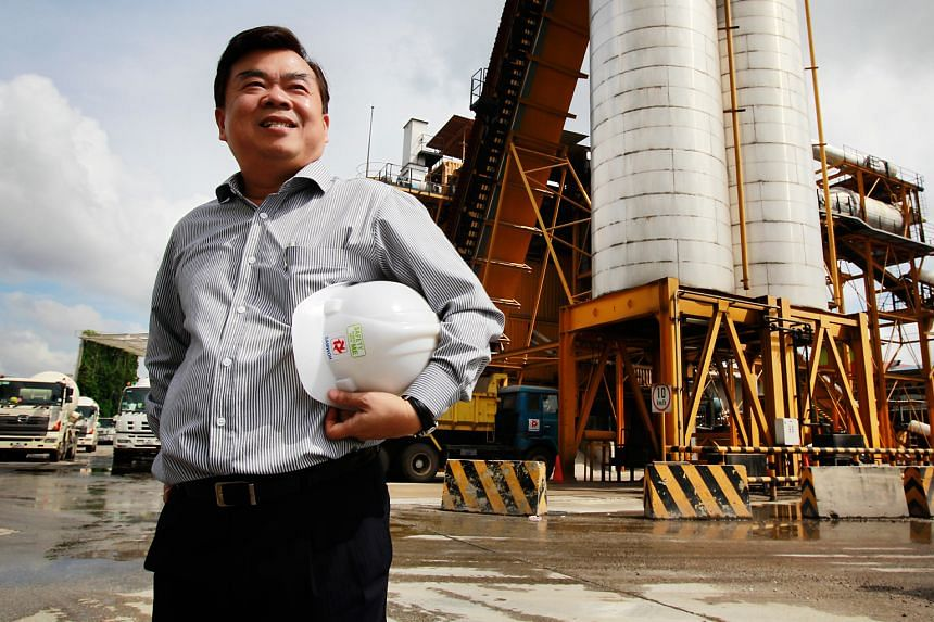 The Koh family alleges that the majority shareholders engineered the removal of one of their members, Mr Elvin Koh (above), as managing director in 2013.