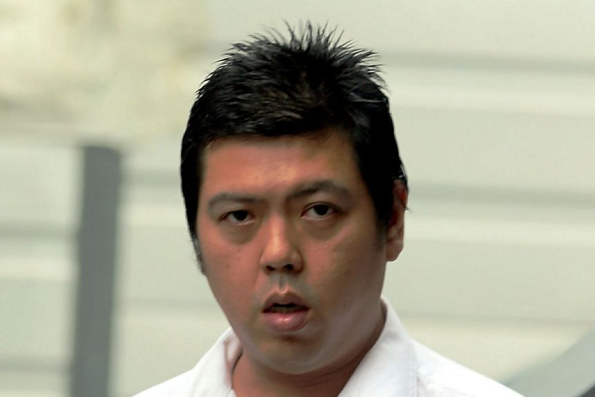 Coffee-shop assistant Jason Chia Junjie was yesterday sentenced to 10 months' jail and banned from driving for 10 years after pleading guilty to causing death through negligence and four other offences. He sped off without stopping to help the victim