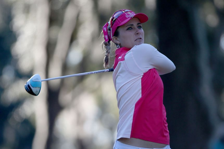 Lexi Thompson takes a four-shot lead into the final round. She will also feature in next week's Women's Champions in Singapore.