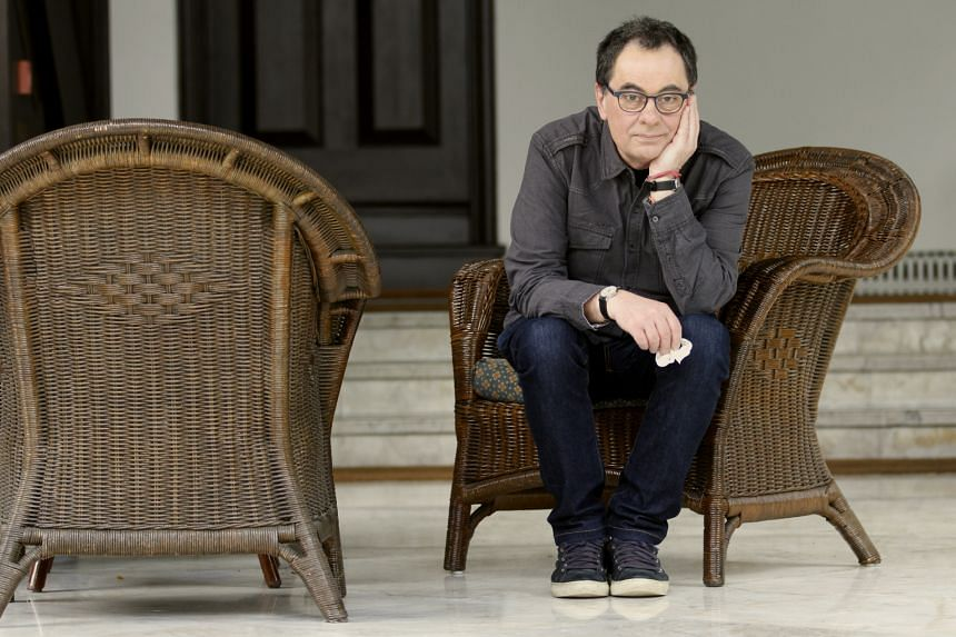 Publisher Gerhard Steidl is involved in the production of every book published by Steidl.