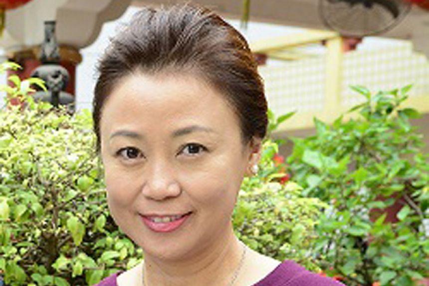 The Best Evergreen Artiste Award nominees Chen Shucheng, Hong Huifang, Xiang Yun (above), Chen Tianwen and Lin Meijiao.