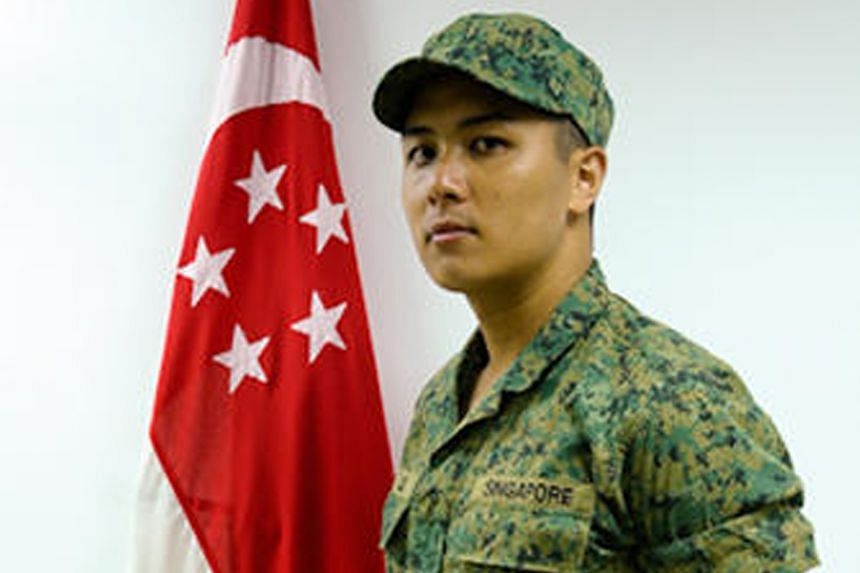 Private Lee died after an allergic reaction to the smoke grenades used during a 2012 training exercise.