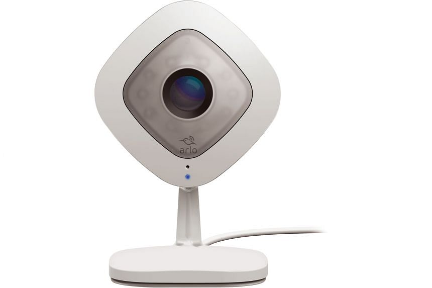 Arlo Q's camera does not pan or tilt, but this is made up for by its relatively wide 130-degree field of view.