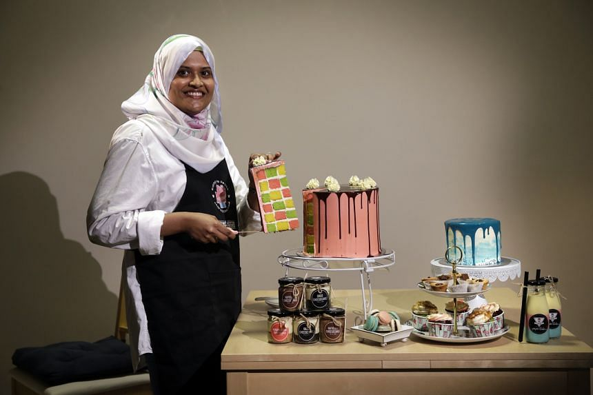 Taking a leaf from her late grandmother's book, Ms Shereen Naaz Charles Syariff founded Eiding The Feast, a charity bake where all the proceeds go towards providing meals for children in charity homes during the month of Ramadan.