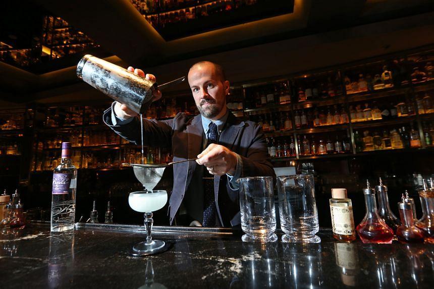 Jim Meehan, founder of the famed New York speakeasy PDT, will do guest bartending shifts here.