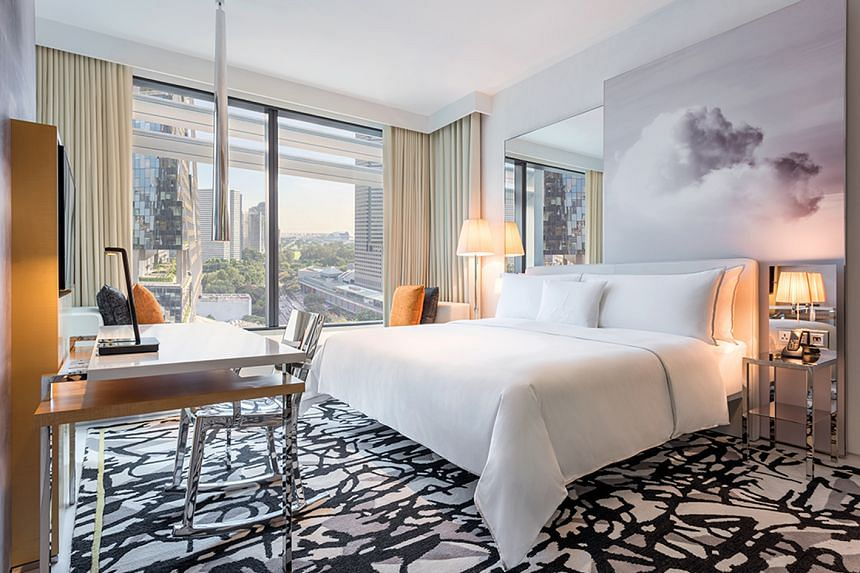 Vote for Production of the Year (Readers' Choice) and stand to win a stay for two at The South Beach.