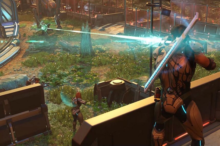 In XCOM 2, you lead a resistance force. As part of a guerilla team, you have the advantage of concealment at the start of each mission, so it is important to place your team in advantageous positions, such as high ground.