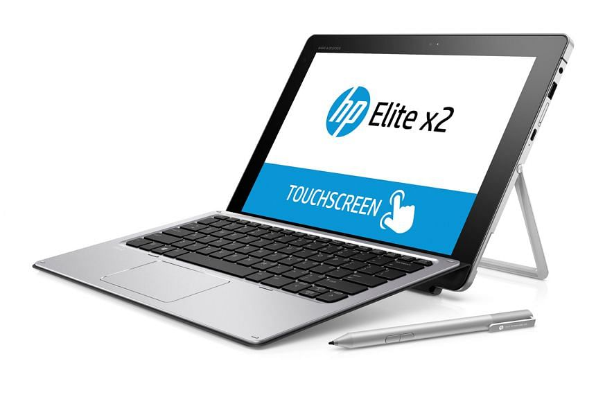 This HP tablet comes with a handy, easy-to-open kickstand and an active stylus that can be programmed to perform functions such as erasing text or launching apps.
