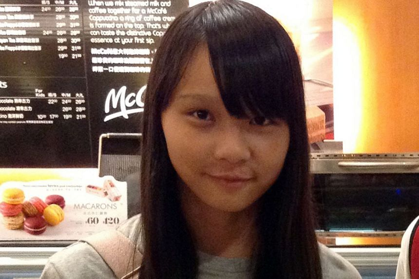 Mr Wong's new party is said to include former Scholarism leader Agnes Chow.