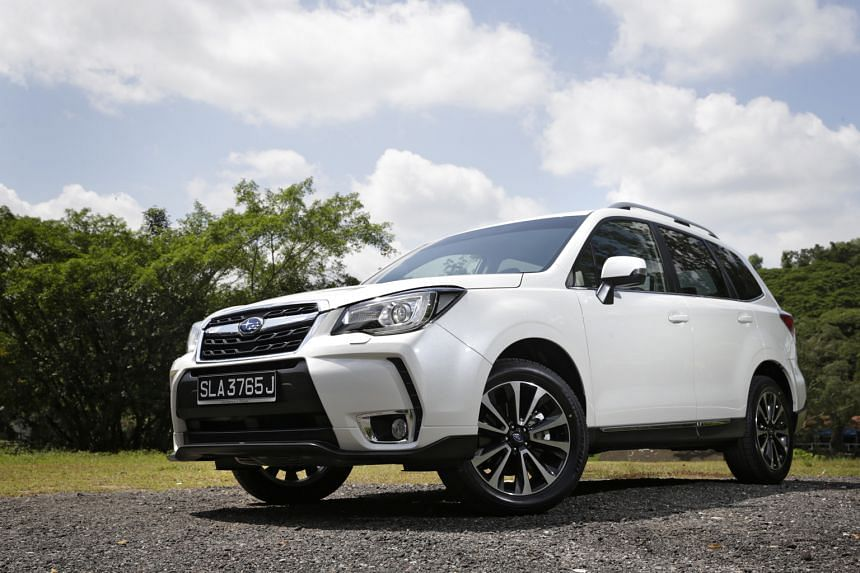 The refreshed Forester looks better inside and out and has been enhanced with new features and better soundproofing.