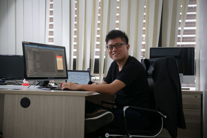 One of Originally US co-founder Tay Wei Kiat's apps, Sg BusLeh, earns enough advertisement revenue to cover the operation costs of its Vietnam office.