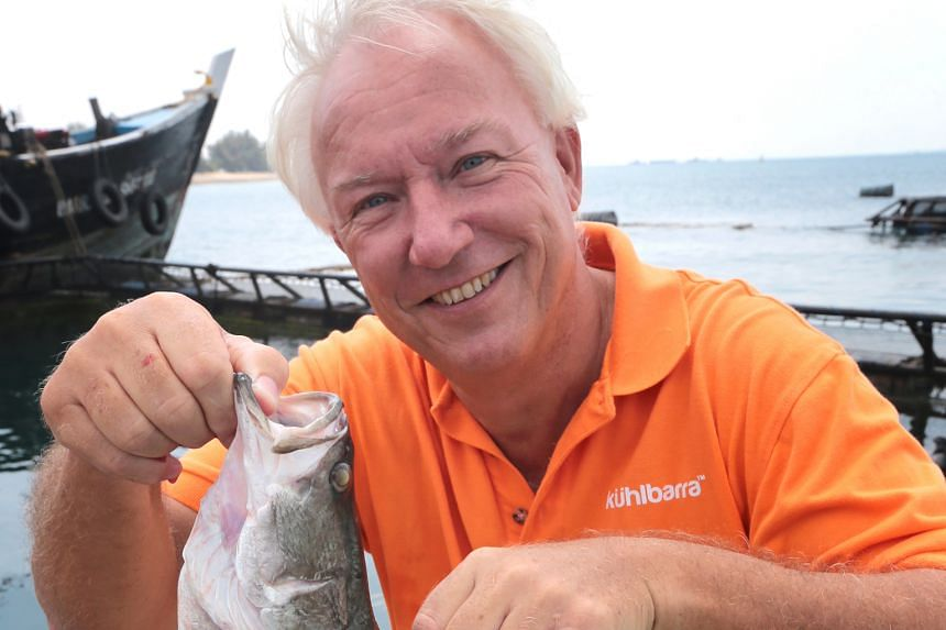 Mr Staarman said more consumers are choosing fish over red meat as they become more health conscious.