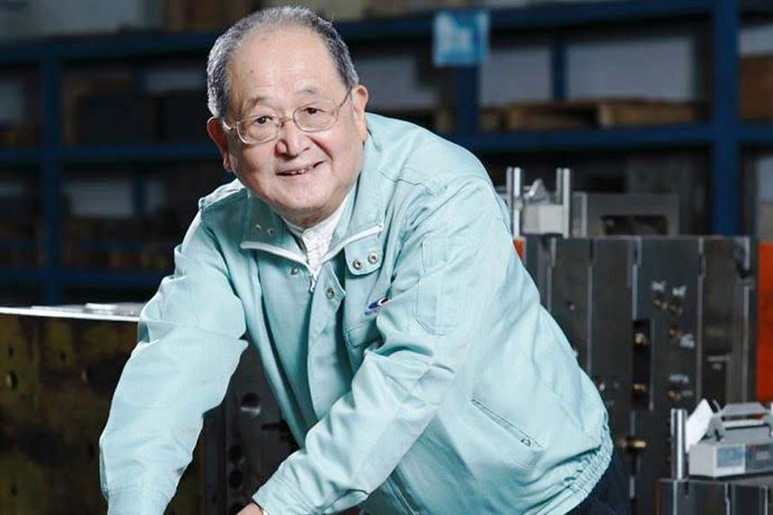 """Mr Chuang says that although he is old, he cannot slow down. """"I need to keep up with what's happening in the industry. I firmly believe that learning is a lifelong endeavour."""""""