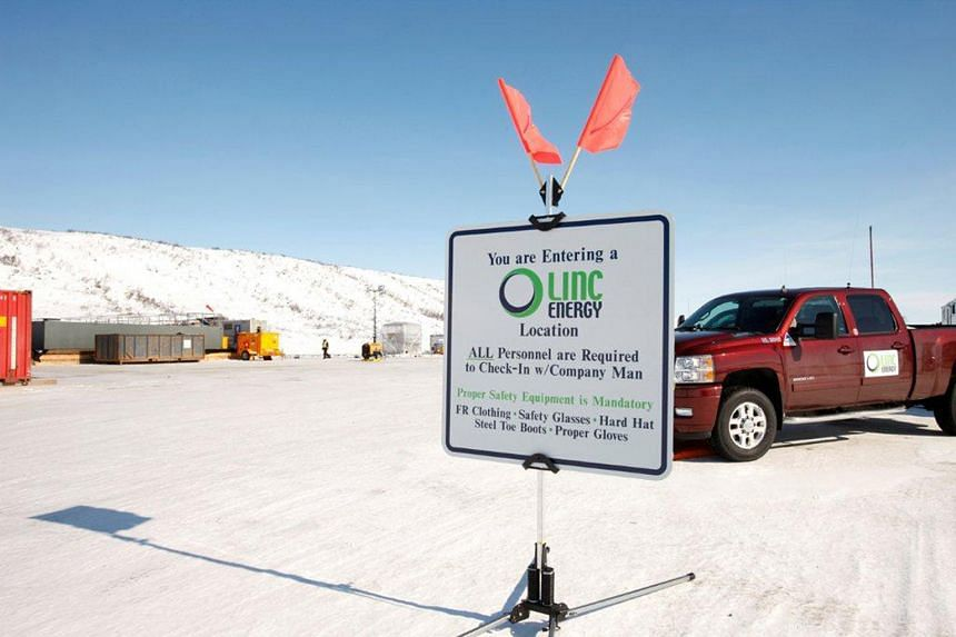 A Linc Energy facility in Alaska, in the United States. The firm, which promised huge returns from an innovative technology to extract fuel from coal deposits, has failed to generate any meaningful revenue from a string of much-heralded projects.