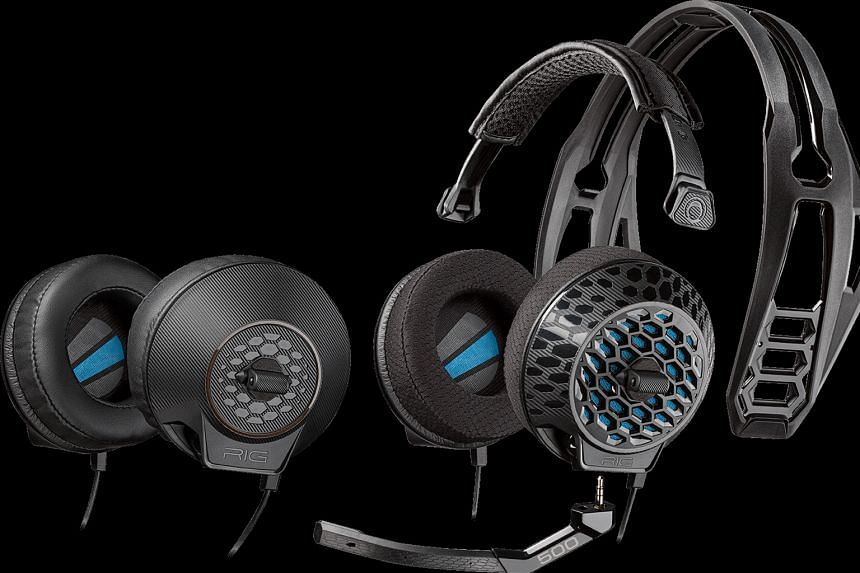 The Plantronics RIG500E gaming headset is a great idea marred by poor execution.