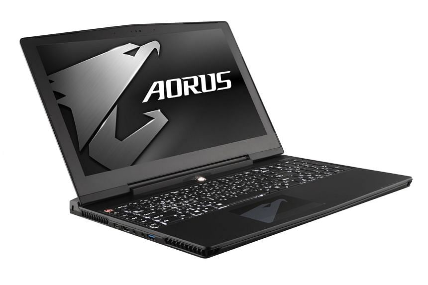 The Aorus X5S v5 (above) has been refined with better hardware compared with its highly rated predecessor last year.