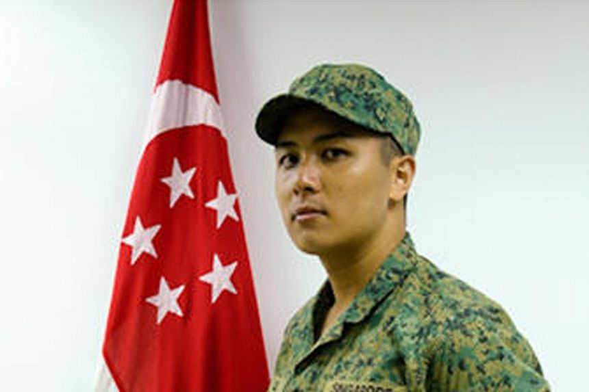 Pte Lee died after being exposed to zinc chloride in smoke grenades on April 17, 2012.