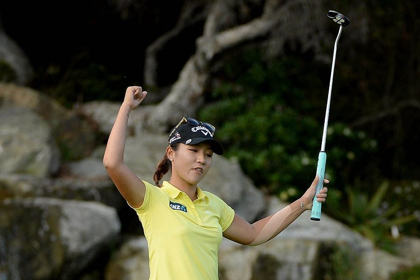 Lydia Ko claims her 11th LPGA victory after winning the Kia Classic by four shots.