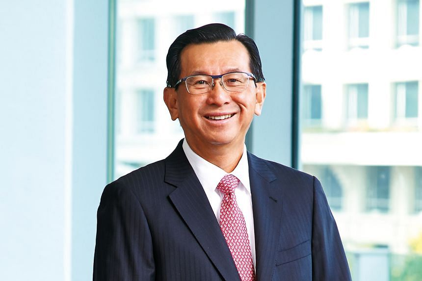 """Mr Tang says Sembcorp Industries' growth focus is mainly on rapidly developing economies. The group will continue to take advantage of """"value-enhancing, strategically attractive opportunities that may arise""""."""