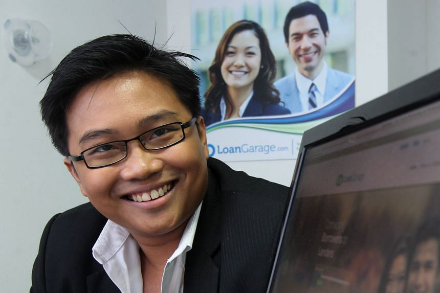 Mr Aidil has co-founded UangTeman, a micro-lending platform in Indonesia to help individuals and small businesses raise funds.