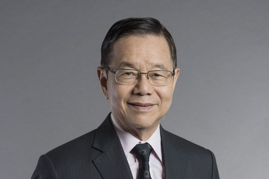 Mr Lim (left) has helmed the SingPost board since its 2003 initial public offering. Prof Low (above) will take over as chairman on May 10.