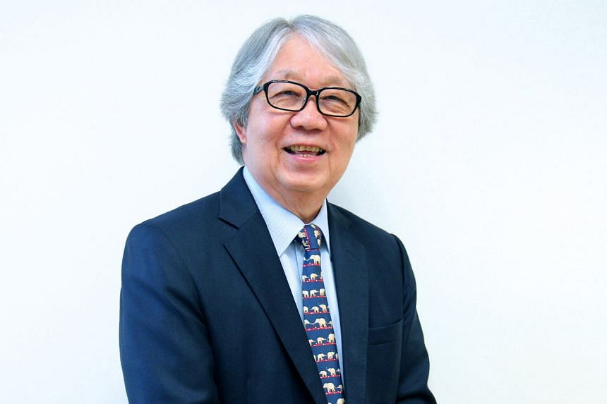 Mr Choo and Prof Koh (above) will anchor a dialogue at The Arts House on Friday.