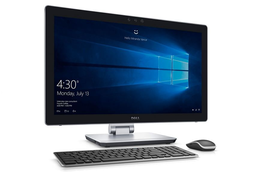 The Intel RealSense 3D camera in the Dell Inspiron 24 7000 Series All-in-One PC works well with the face-unlock Windows Hello feature in Windows 10. It is easy to set up and takes mere seconds to recognise faces.