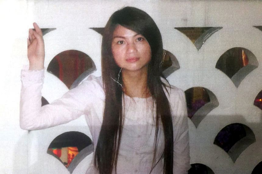 Malaysian Boh Soon Ho is accused of killing Ms Zhang Huaxiang (above) between March 21 and 22. Ms Zhang, from China, had a scholarship to study nursing here in 2009, and later joined NUH.