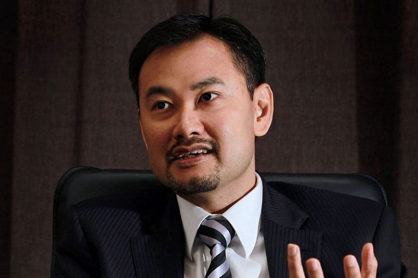 Mr Shahrol, seen here in a 2012 photo, insisted in a statement yesterday that there had been no wrongdoing or illegal activity conducted in 1MDB under his watch. He was the founding managing director and chief executive officer of the firm for five y