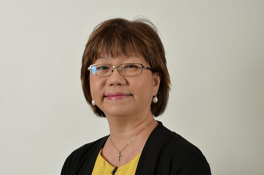 CENTRAL SINGAPORE DISTRICT MAYOR DENISE PHUA