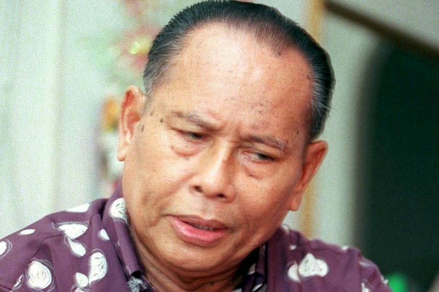 Mr Said Zahari was a former political detainee in Singapore, arrested on Feb 2, 1963, in a security swoop.
