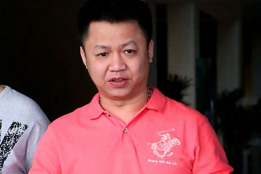 Crane operator Lee Seow Peng was found guilty of statutory rape, sexual grooming of a minor and attempting to get the minor to perform an indecent act. He met his 12-year-old victim through a mobile phone messaging app.