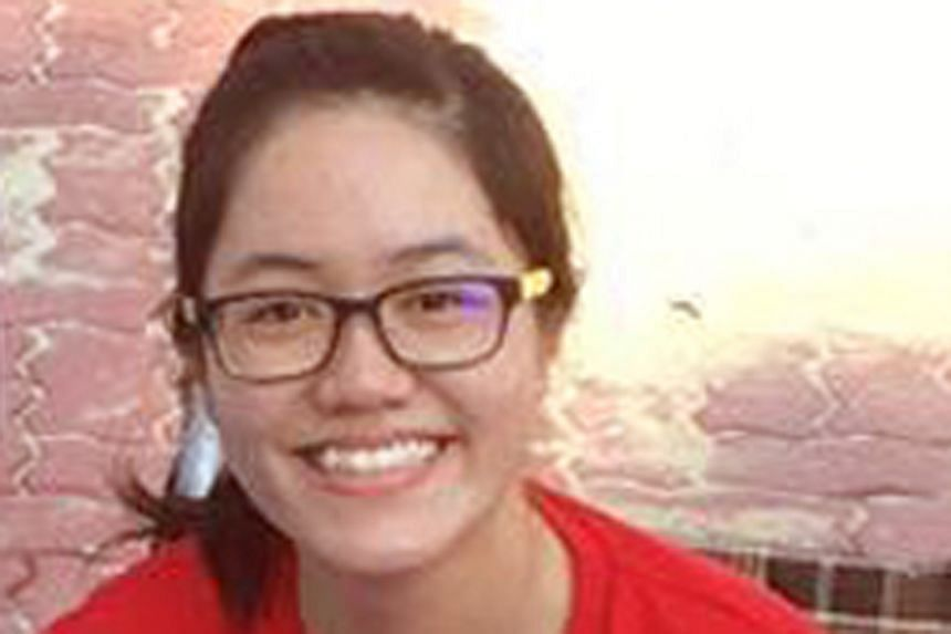 Ms Foo joins the national para sailors for training at Changi Sailing Club every Saturday.