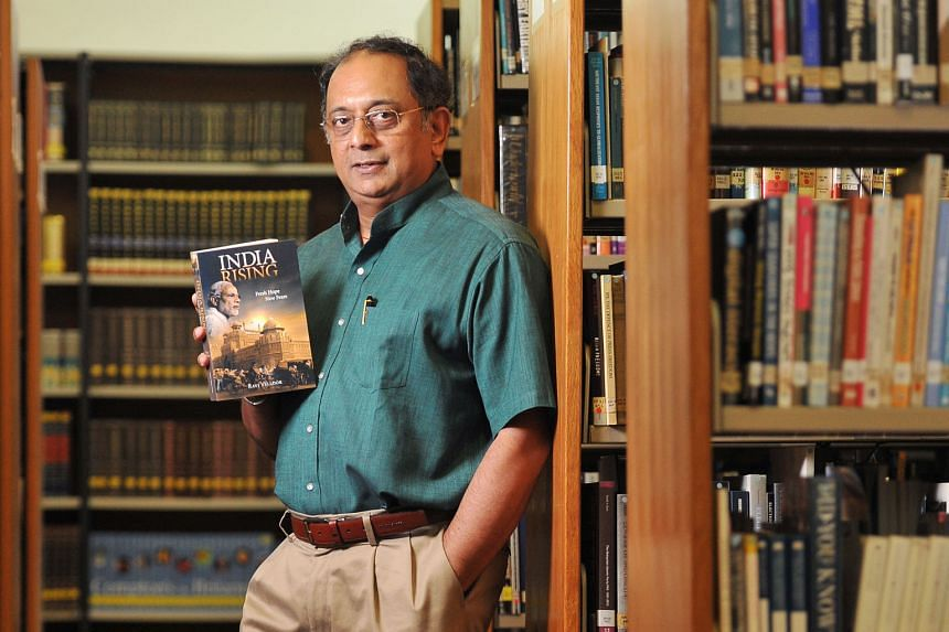 ST associate editor Ravi Velloor has spent 36 years in journalism, about half of them in India, and met many of the key decision-makers of the time.
