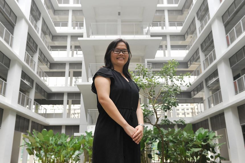 Ms Teo says the main difference between Spectra and RI is their students' socio-economic backgrounds. Though she was worried that she did not have any experience with Normal (Technical) students, she realised that students can sense if teachers care