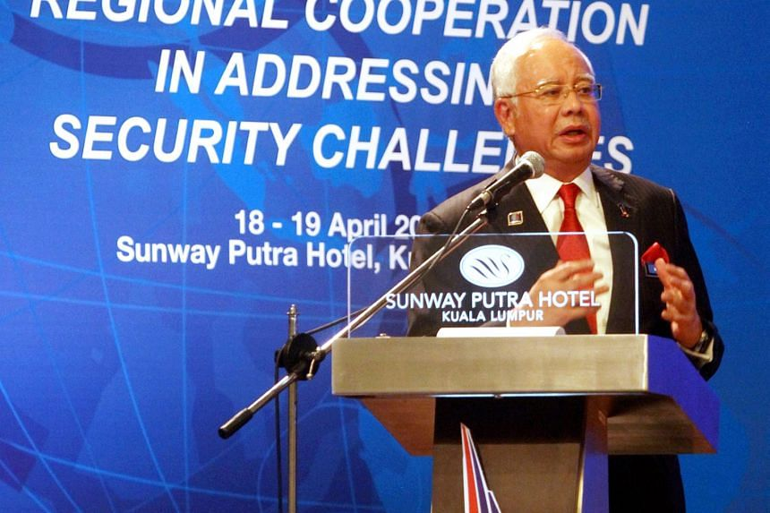 Malaysia has invested resources to achieve long-term peace in the southern Philippines, said Mr Najib at the Putrajaya Forum.