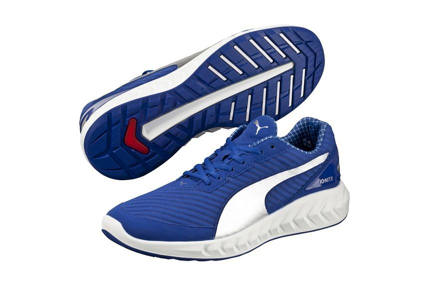 Puma Ignite Ultimate PwrCool offers top-notch breathability and support, as well as a subtle and elegant design.