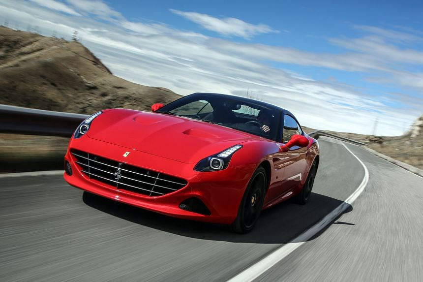 The Ferrari California Handling Speciale comes with an upgrade that gives the car a harder edge.