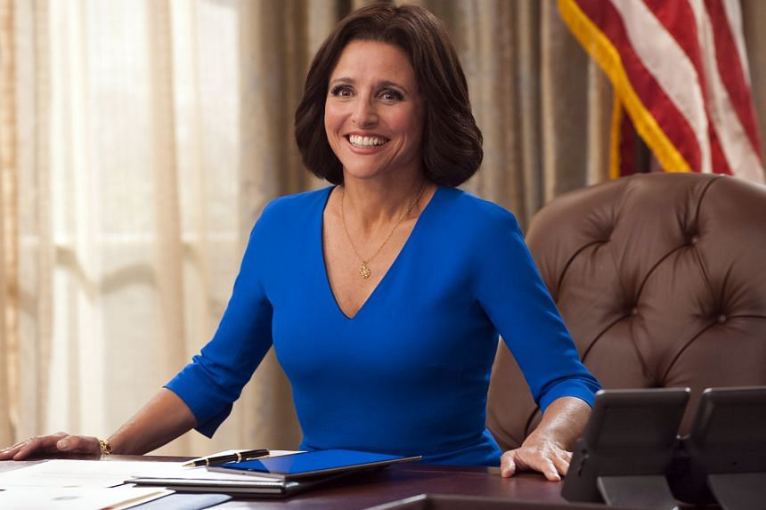 Julia Louis-Dreyfus has been nominated for an Emmy 15 times, the most for a comedy actress.