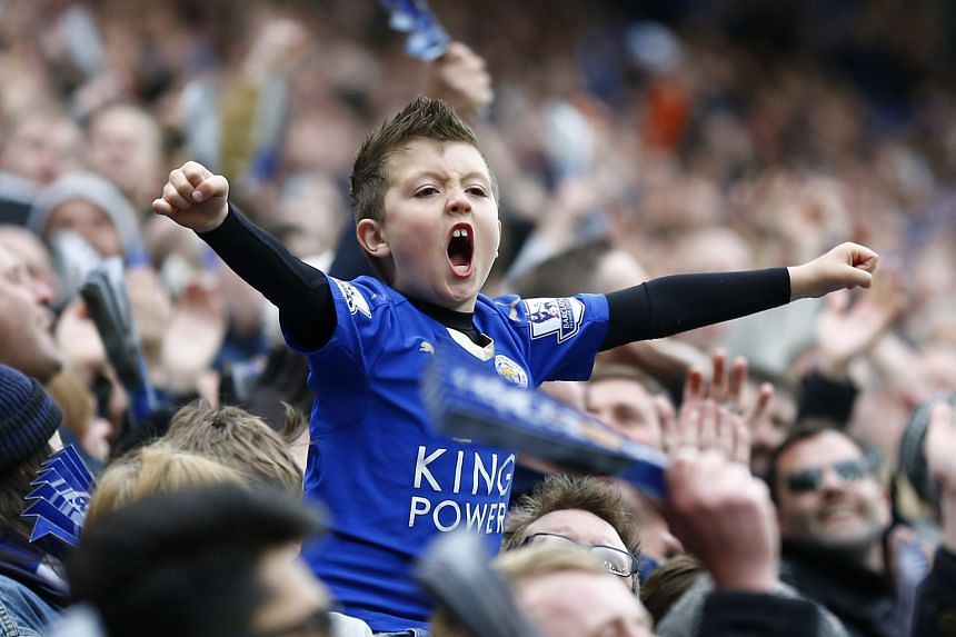 Leicester fans enjoyed their team's largest win of the season, as the Foxes won by a four-goal margin for the first time since the final match of last season.