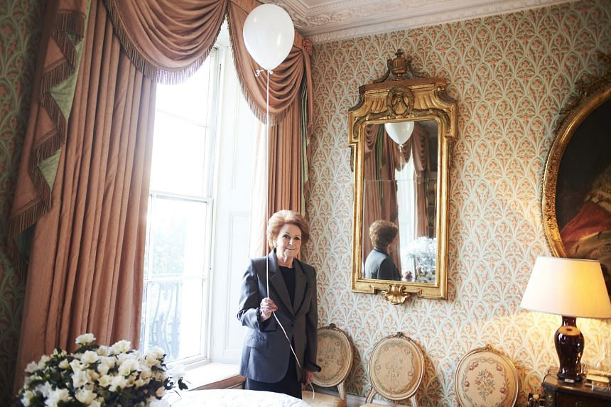 Elizabeth, a cousin of Queen Elizabeth II and, for more than 50 years, her party planner, in London. She may have been married at Westminster Abbey, but still thinks of herself as a hardworking entrepreneur.