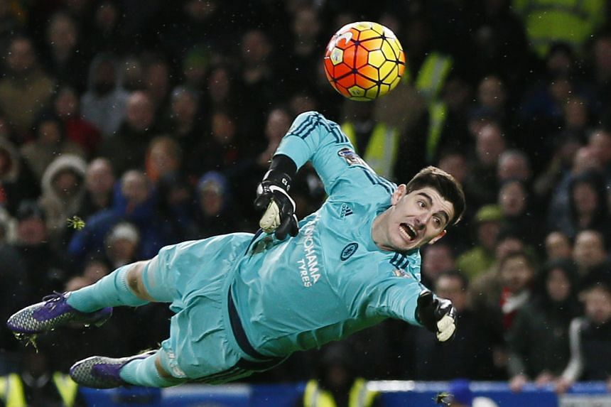 Chelsea's Thibaut Courtois is unsettled at Stamford Bridge, and may seek a transfer after this season, a move that could yet be countenanced by incoming Blues manager Antonio Conte.