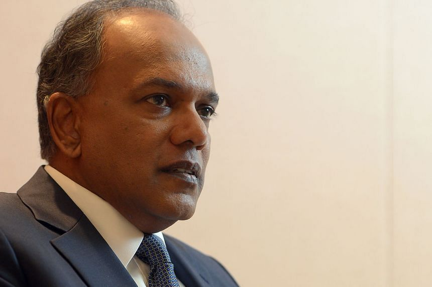 Mr Shanmugam stressed that Singapore takes a calibrated approach towards young abusers. If first- or second-time abusers get caught, they are kept out of the criminal system and given a chance to kick the habit.
