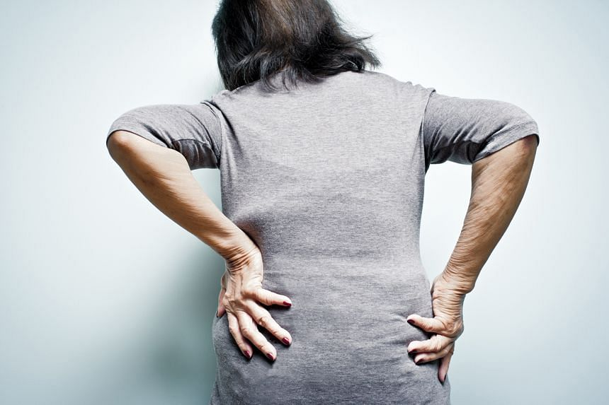 After the age of 40, degenerative conditions such as osteoarthritis form the majority of cases of hip pain. Patients are generally encouraged to increase their physical activity.