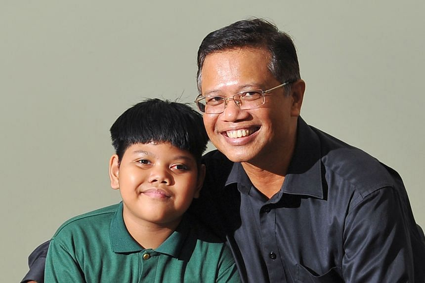 Ang Kai Jun suffers from severe haemophilia, a rare genetic condition in which the blood does not clot properly. Dr Richard Kwok has dyslexia, a learning disorder that makes it difficult to make sense of the written word, among other aspects. Umar Ha