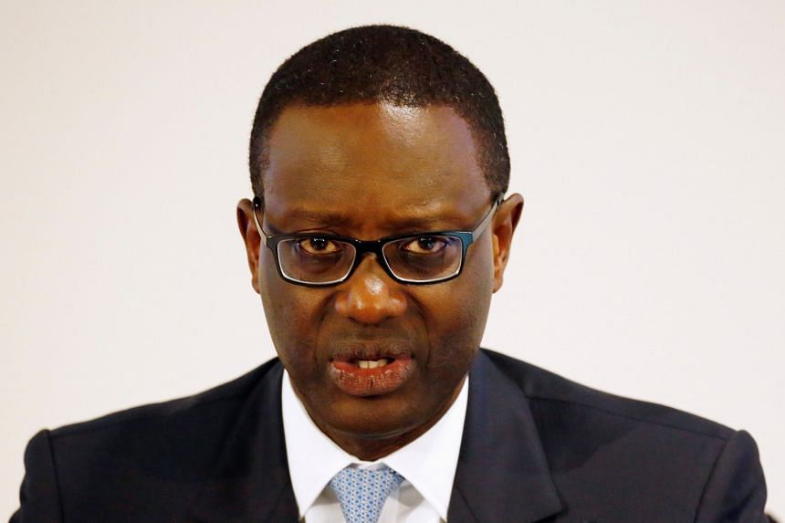 Mr Thiam in March unveiled a second restructuring round at Credit Suisse.