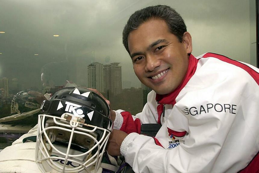 Singapore Floorball Association president Sani Mohamed Salim, who captained the national hockey team at the 2001 SEA Games, is being investigated over an alleged misuse of funds belonging to the body.