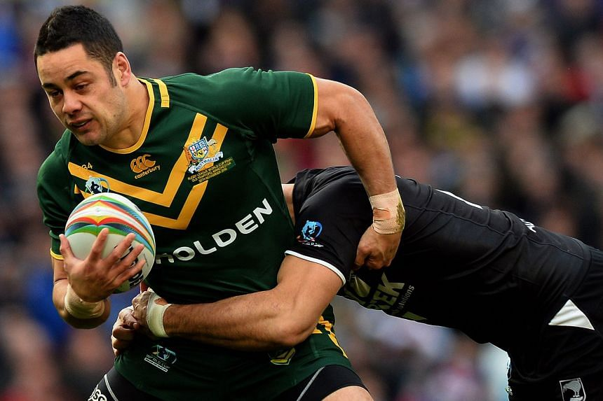 b4b89af26 Former Australian rugby league player Jarryd Hayne had chosen to quit the  NFL to join Fiji s